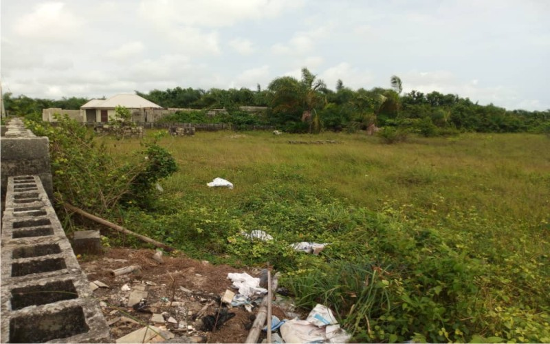 Land In Residential Area Cooper Road Ikoyi for sale
