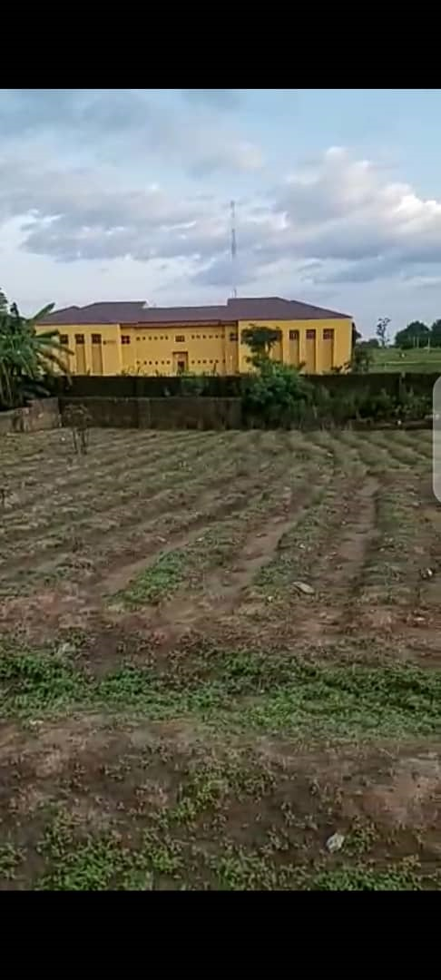 A parcel of Land By Nasarawa State University Keffi for sale