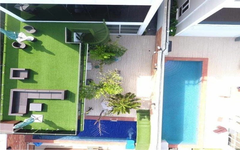 7 Bedroom Semi Detached Waterfront House in Banner Island, Ikoyi, Lagos