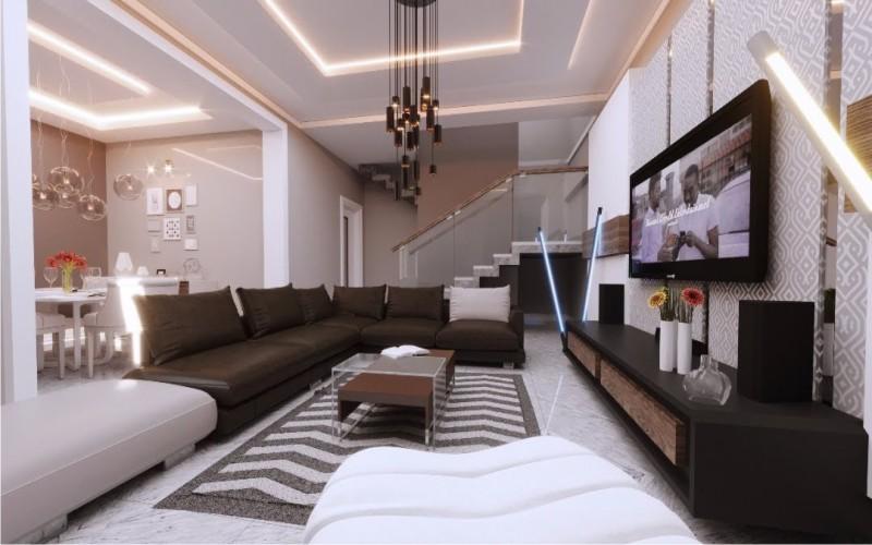 4 Bedrooms Duplex for short let at Ikate, Lekki