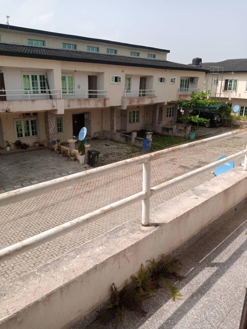 3 Bedroom Duplex at Lekki Gardens Phase 2 for sale