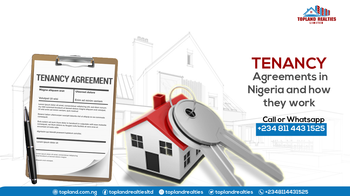 Tenancy Agreements in Nigeria and how they work