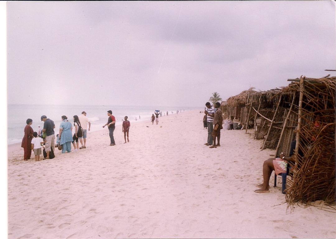 12 acres of land, beachfront at Olomowewe after Lekki Free Trade Zone, Ibeju-Lekki, for sale