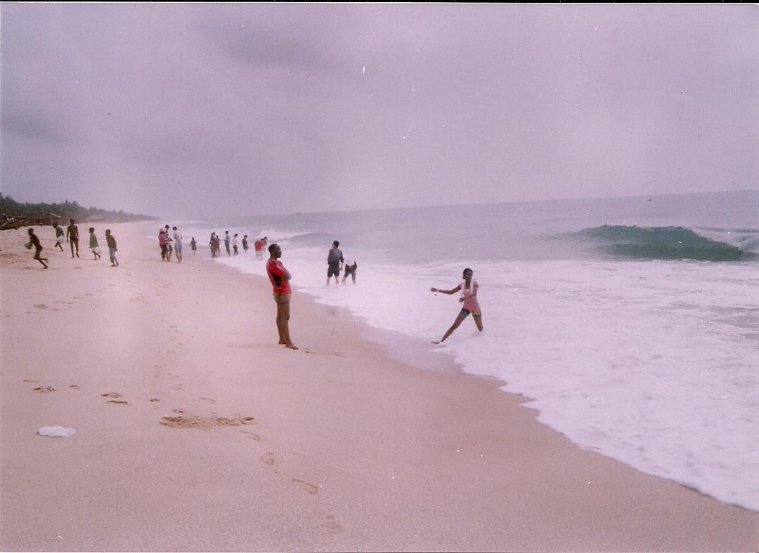 12 acres of land, beachfront at Folu, after Larcanpan Tropicana, Ibeju-Lekki for sale