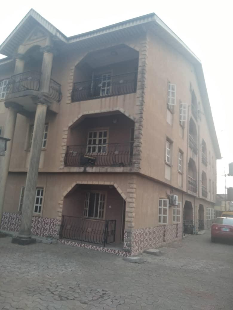 5 apartments of 3 bedroom flats with 4 Bedroom Duplex for sale at Ikotun Ijegun road