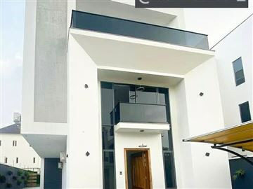 5 Bedroom Contemporary Detached Duplex For Sale at Lekki phase 1