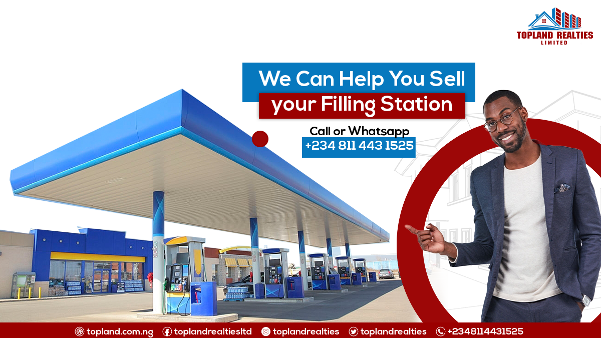 how to sell filling station in Nigeria
