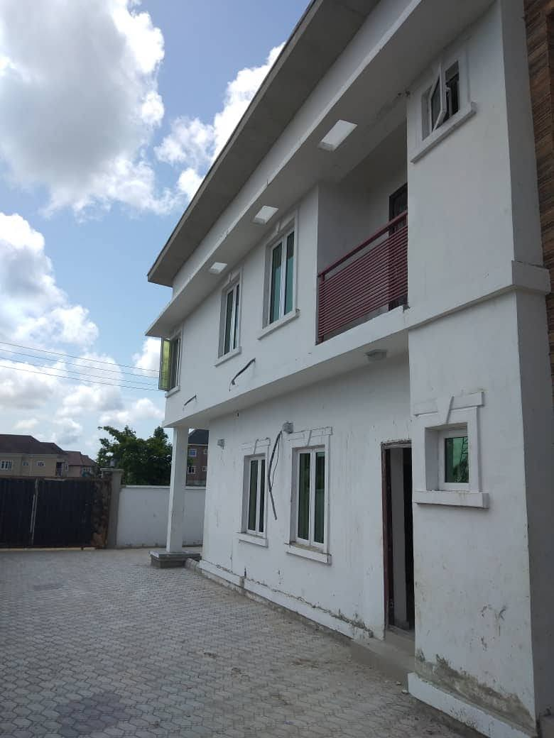 2 units of 4 bedrooms duplex with BQ for sale at Osapa London, Lekki, Lagos