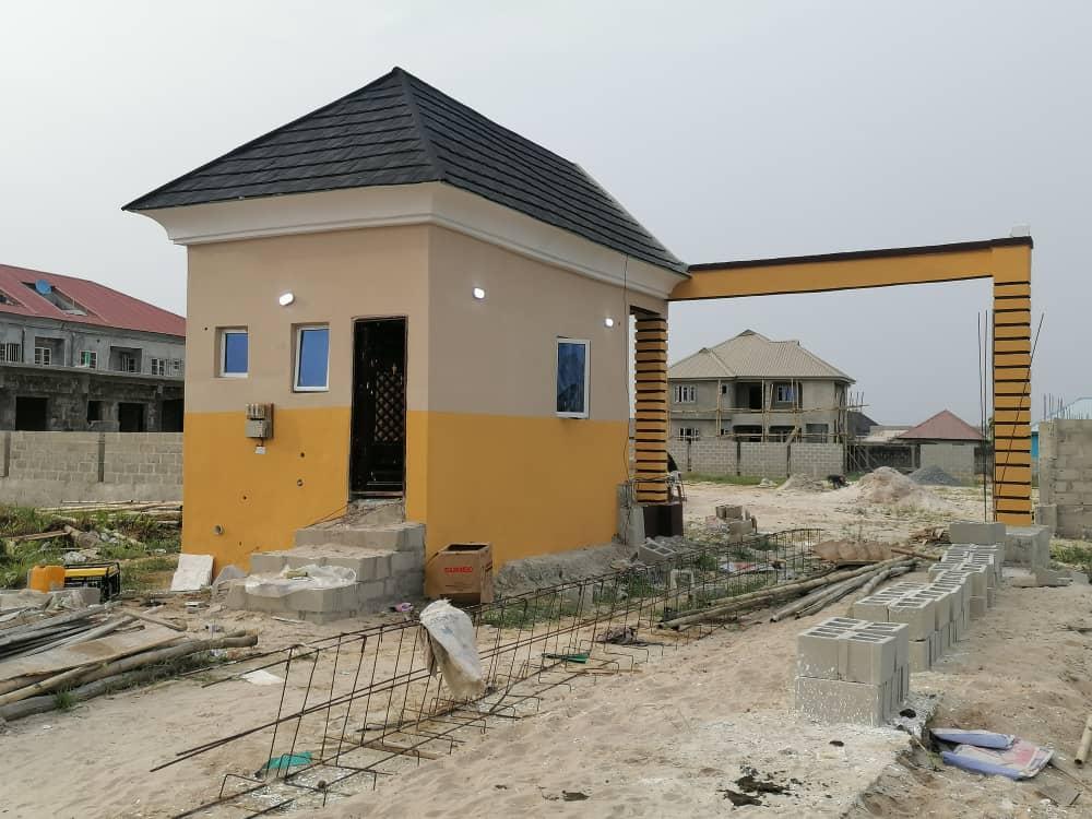 Plots of Land for sale at Gbarada near Harmony estate, Ibeju Lekki, Lagos