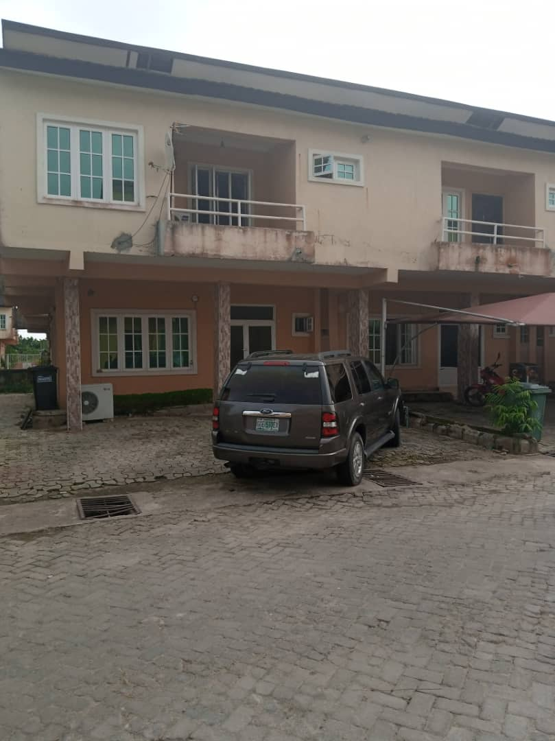 4 Bedroom Duplex with BQ at Lekki Gardens Phase 3, Lekki Epe Express Way, Lagos