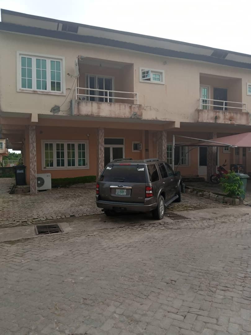4 Bedroom Duplex with BQ at Lekki Gardens Phase 3, Lekki Epe Express Way, Lagos