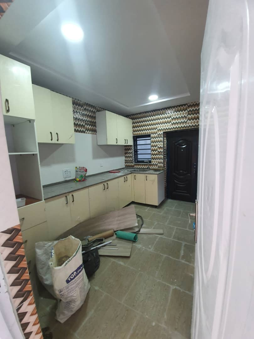 3 bedroom bungalow with all rooms ensuites for sale at Abraham Adesanya Estate Ajah