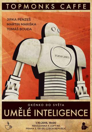 TopMonks Caffè - Okénko do světa umělé inteligence