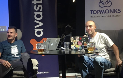 Photo from CZ Podcast