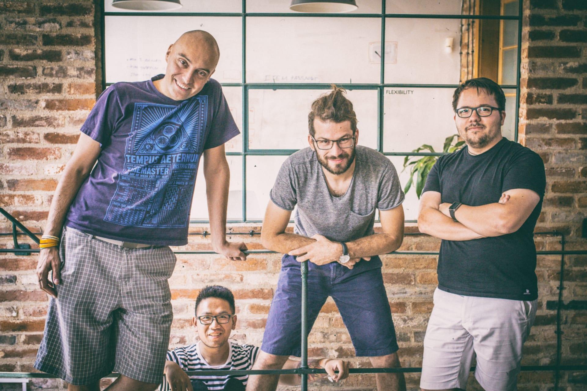 Photo of Startup Studio Team