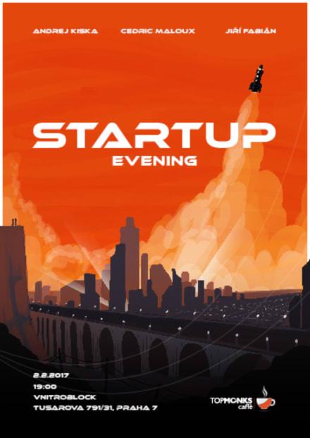 TopMonks Caffè - Startup Evening