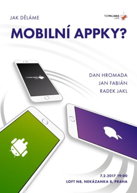 TopMonks Caffè - Jak děláme mobilní appky?