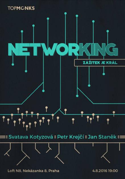 """TopMonks Caffè - Networking - """"Zážitek je král"""""""