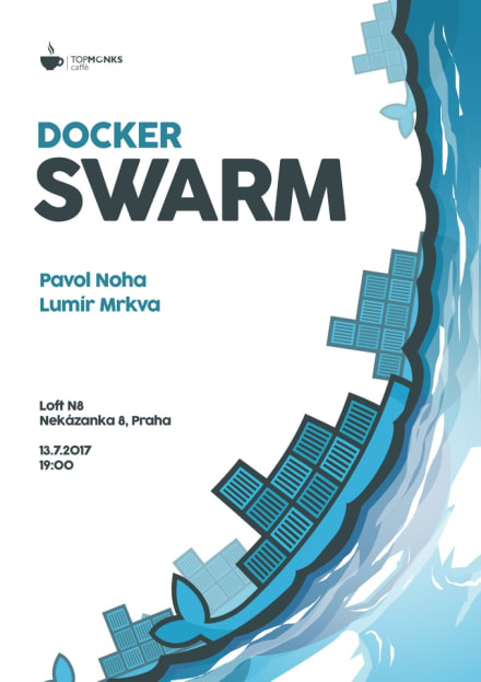 TopMonks Caffè - Docker Swarm