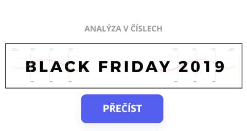 Analýza Black Friday 2019