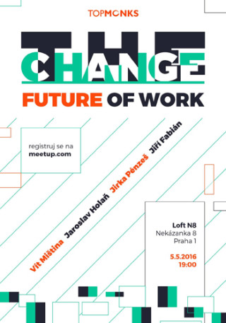 TopMonks Caffè - The change - Future of work