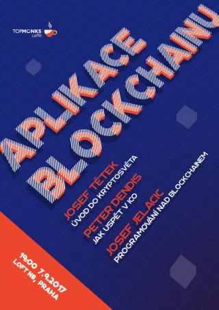 TopMonks Caffè - Aplikace Blokchainu - měny, ICO a dalši projekty