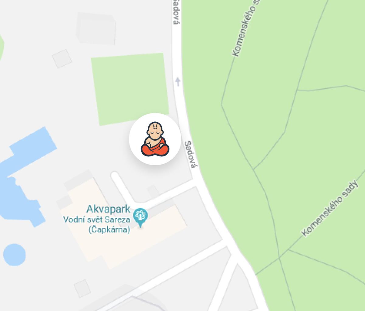 [mapa] Ostrava