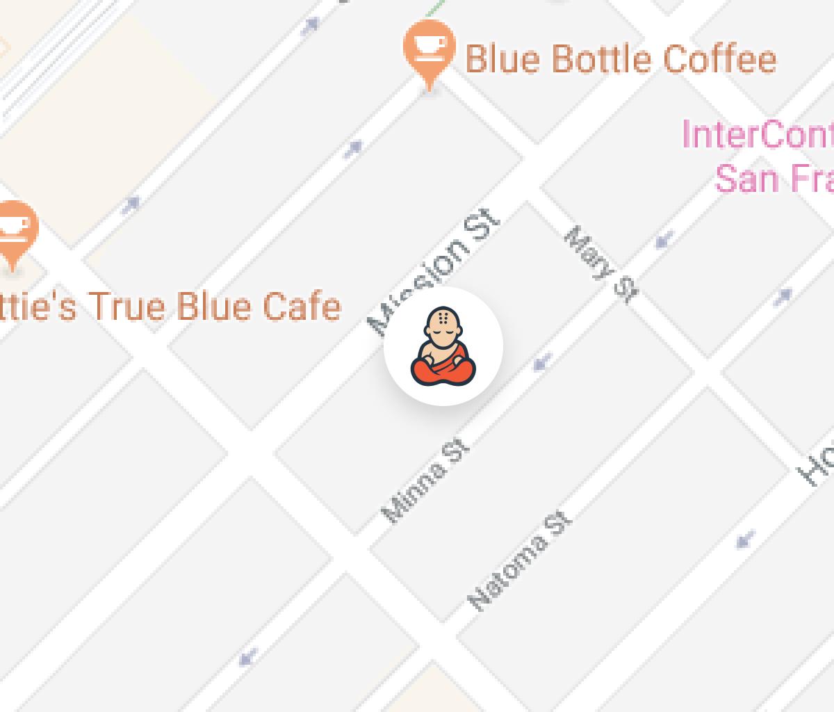 [mapa] San Francisco