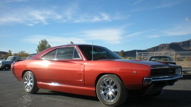 Custom 1968 2008 Charger 300
