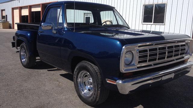 1972 Dodge D10 Pickup