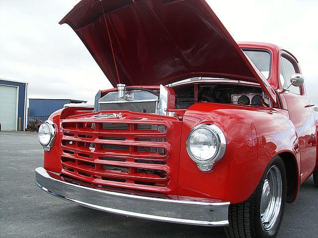 1952 Studebaker 2R6 Pickup Frontend