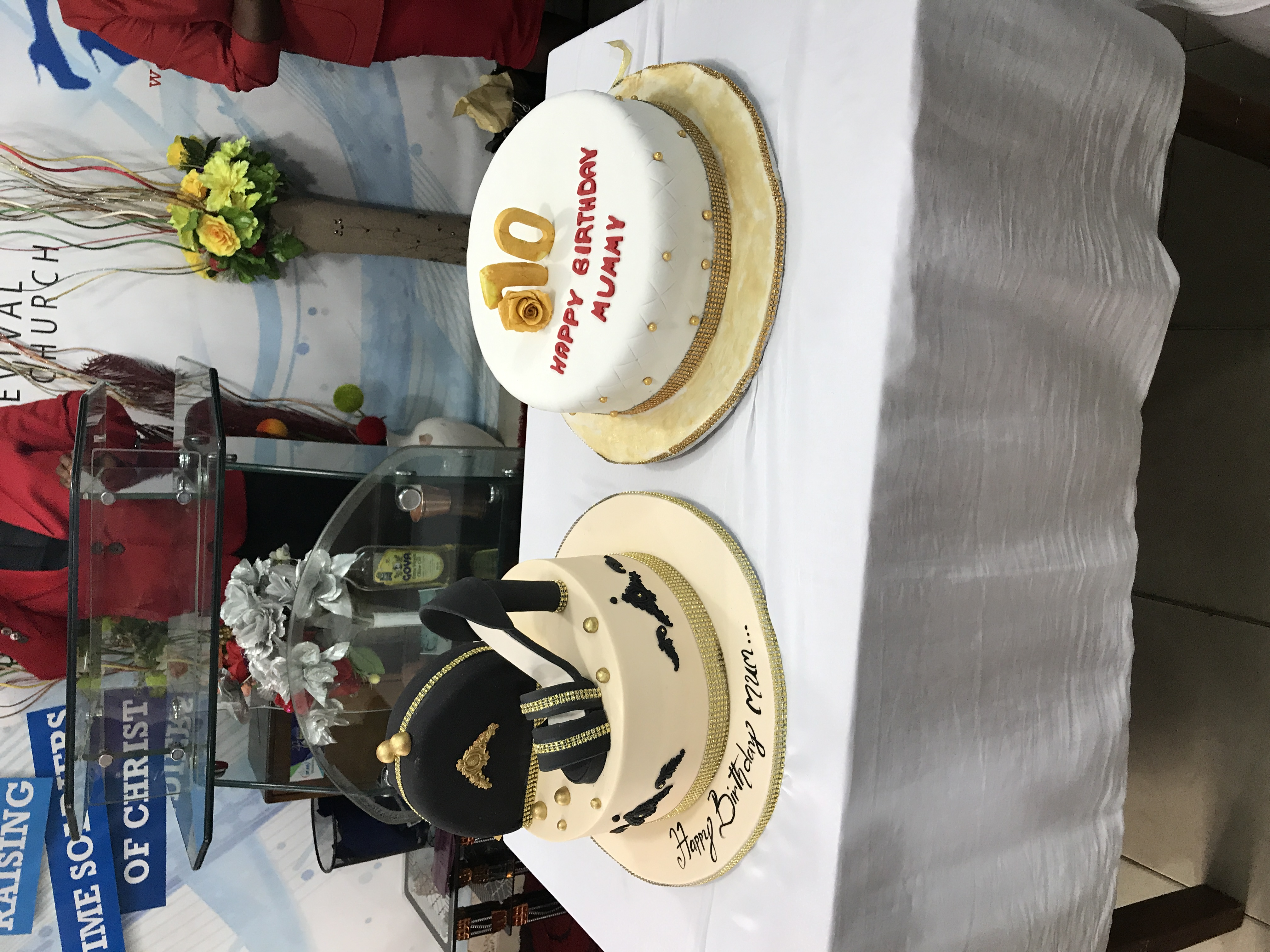 Mother in Israel - 70th Birthday celebration