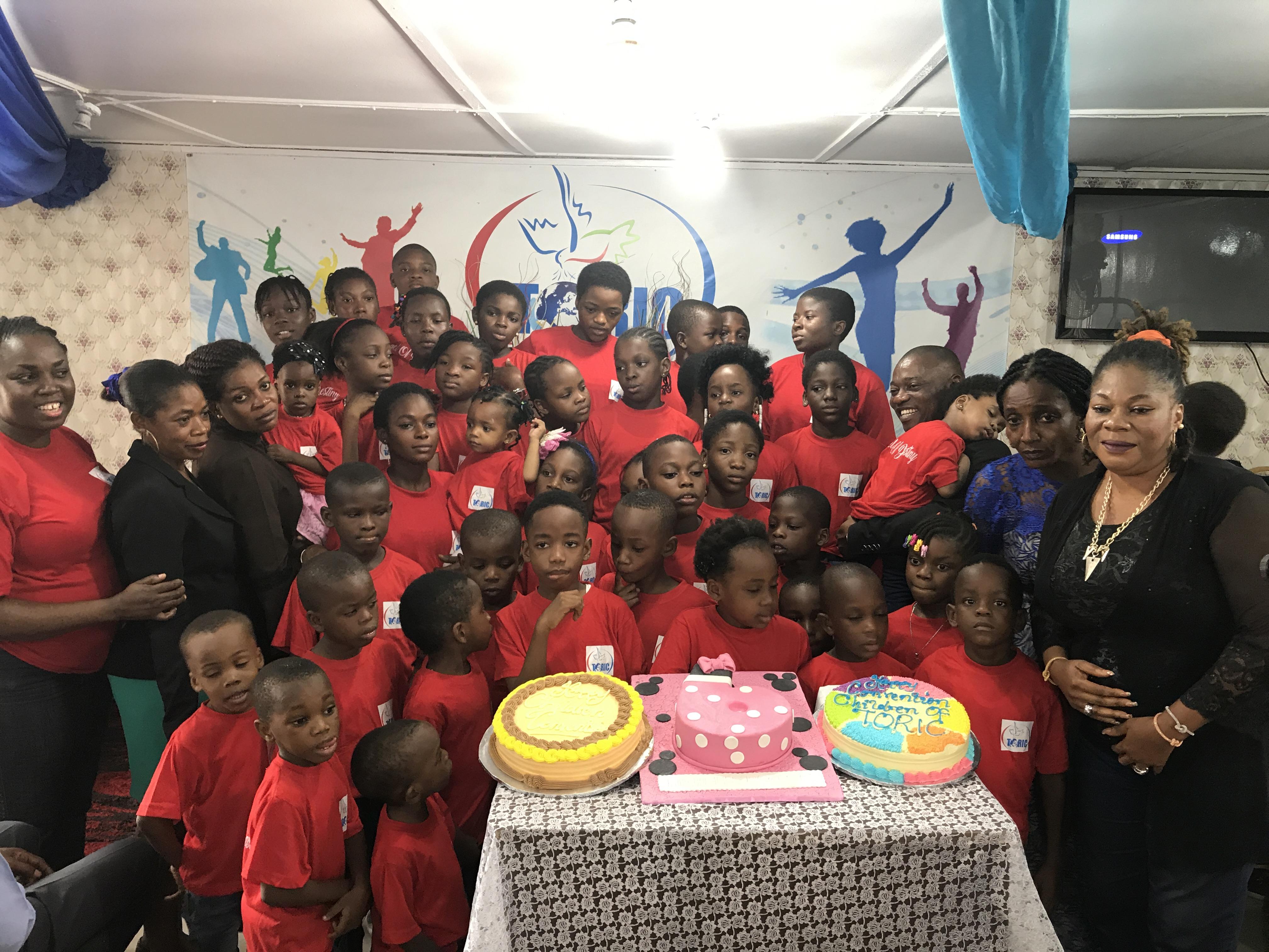 Toric Children Anniversary