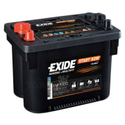 Startbatteri 50AH 260 X 173 X 206