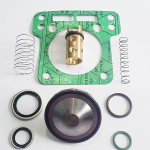 Kit de reparo válvula de retenção de ar/óleo similar 2901 0217 02 / 2901 0217 04