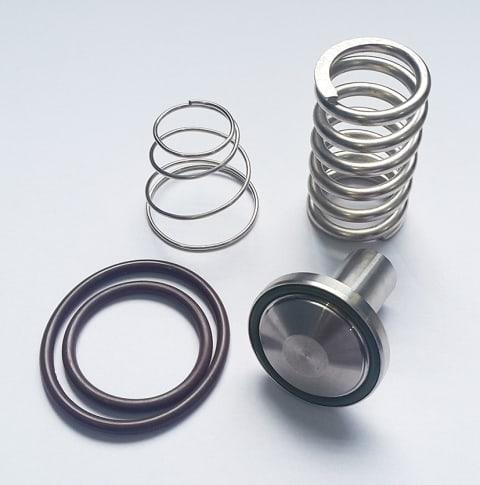 Kit Reparo Válvula Pressão Mínima Similar 2200 9009 44 / 6231 9335 00