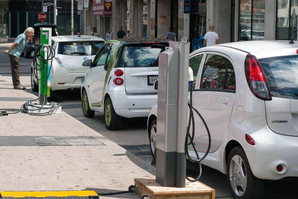 vehiculos electricos - Rentar un vehículo eléctrico, la mejor opción del futuro