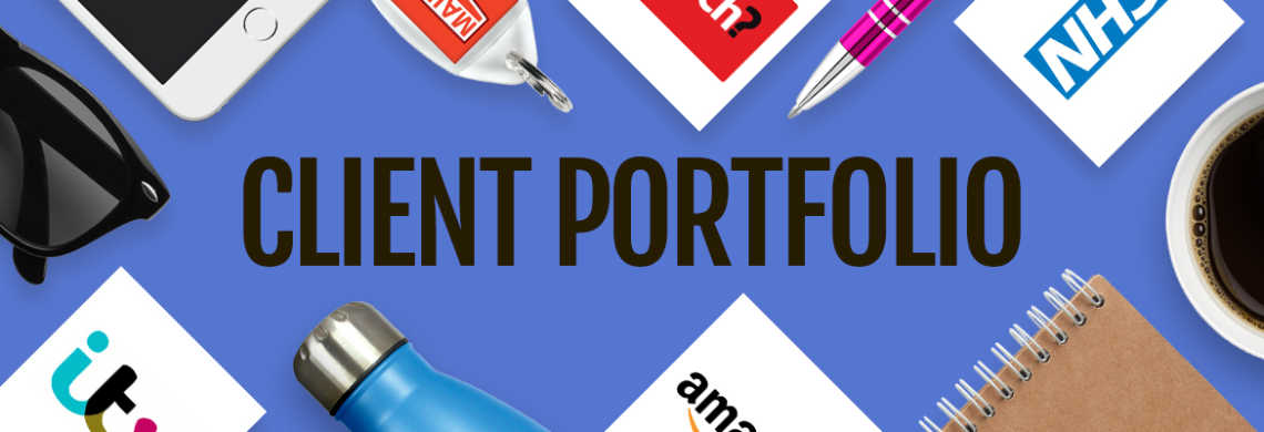 Total Merchandise - Client Portfolio - Business gifts