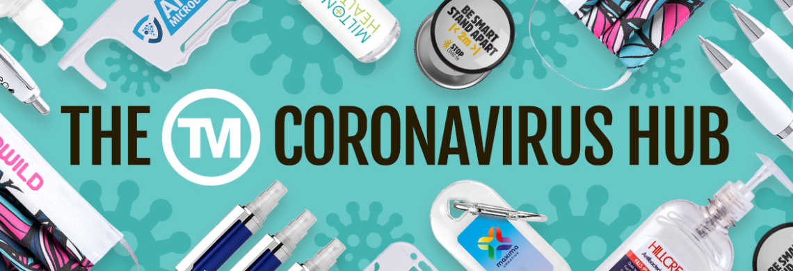 Promotional Products To Help With COVID-19 | Total Merchandise