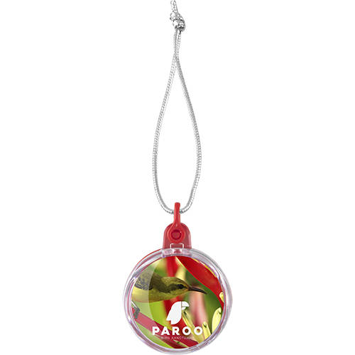 Printed baubles branded with your design to the insert from Total Merchandise
