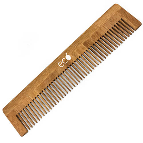 Eco-friendly Promotional Bamboo Combs with Custom Printed Logo by Total Merchandise