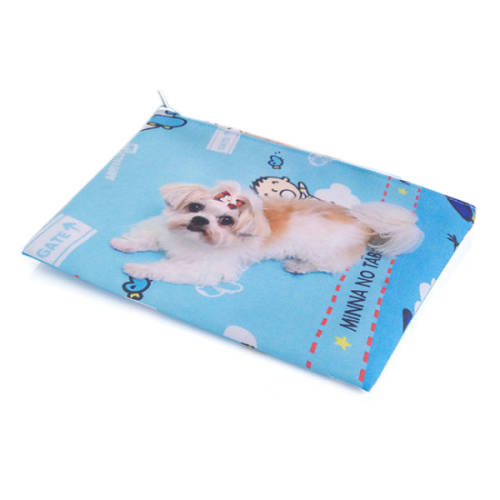PromotionalRPET Cosmetic and Toiletry Bagswith Full Colour Print by Total Merchandise