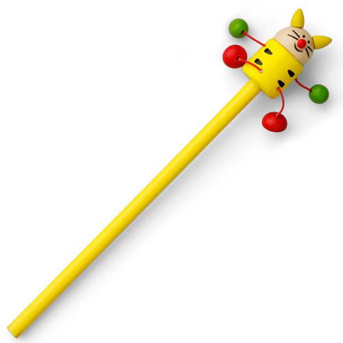 Promotional Animal Topper Pencils for School Merchandise