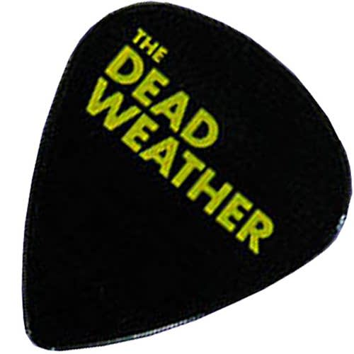 Promotional Guitar Plectrums with a printed logo to 1 side from Total Merchandise