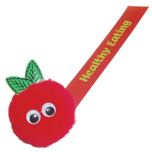 Apple Logobug in Red