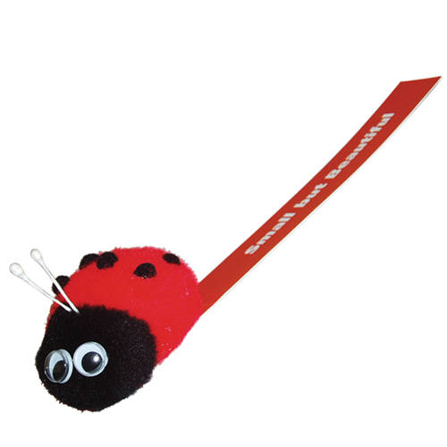 Ladybird Logobugs