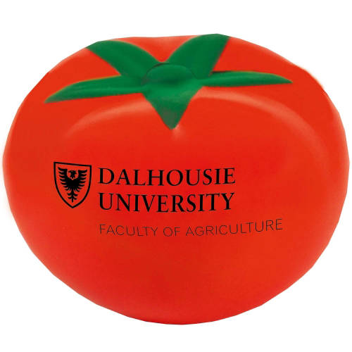 Branded Stress Tomato is ideal for company giveaways
