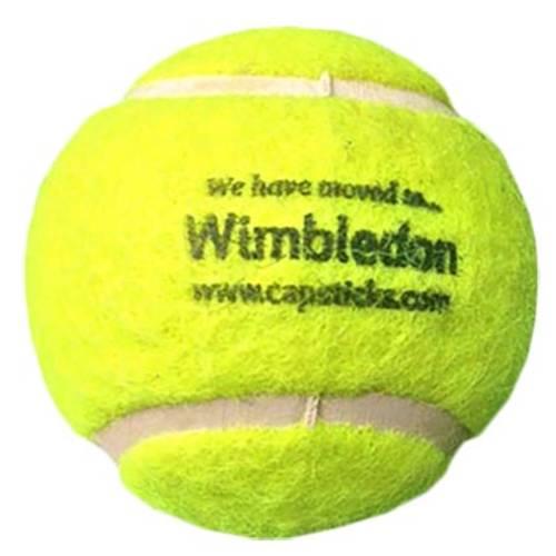 Tennis Balls in Yellow