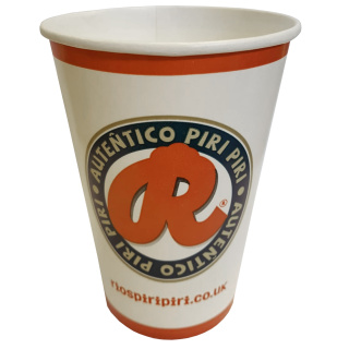 Promotional 16oz Paper Cups and Branded Drinkware