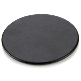 Debossed Recycled Eco Leather Coasters